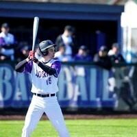 Ready to bat