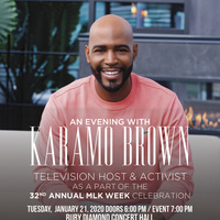 An Evening with Karamo Brown