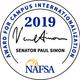 2019 NAFSA Simon Award for Campus Internationalization Presidential Panel
