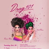 Drag 101: LGBT History Month