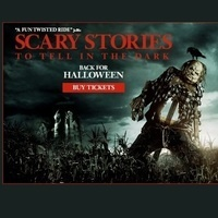 A Spooky Halloween Screening of Scary Stories to Tell in the Dark on October 30th at Hotel X Toronto