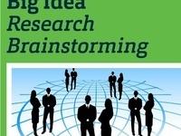 "CIES ""Big Idea"" Research Brainstorming Session"