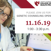 Genetic Counseling Open House
