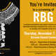 RBG Documentary Screening & Panel Discussion