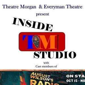 Inside Theatre Morgan Studio feat. August Wilson's RADIO GOLF cast