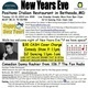 New Years Eve at Positano Italian Restaurant in Bethesda,MD Tues.12-31-2019 into 2020