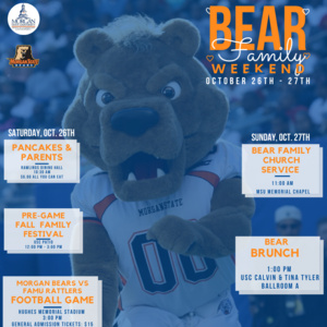 Bear Family Weekend