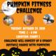 BUREC | Pumpkin Fitness Challenge