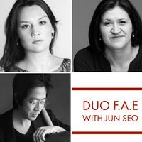CMS:  Duo F.A.E. with Jun Seo Concert