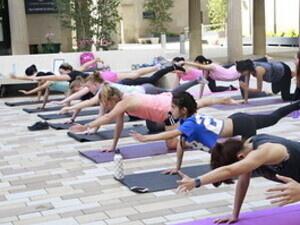 6th Annual Yogathon