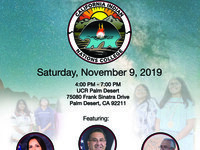 Gathering Under The Stars @ California Indian Nations College