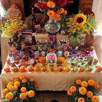 Dia de los Muertos: Ofrenda