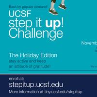 Step It Up Online Wellness Challenge
