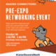 Making Connections - Networking with Expo Employers