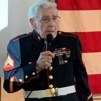 A Talk with Iwo Jima Veteran Frank Wright