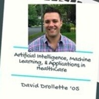 IC Data Day: Artificial Intelligence, Machine Learning, & Applications in Healthcare with David Drollette '05 Keynote (cc)