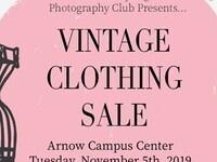 Vintage Clothing Sale