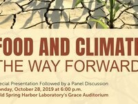 Public Lecture: Food and Climate – The Way Forward
