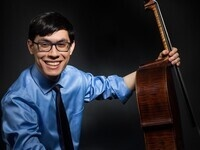 Concert: Zlatomir Fung, cello
