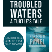 """Screening of """"Troubled Waters: A Turtle's Tale"""""""