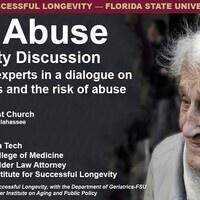 ISL Community Panel on Elder Abuse