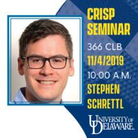 CRiSP Seminar - Stephen Schrettl, Université de Fribourg