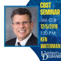 CBST Seminar - Ken Waterman, FreeThink Technologies