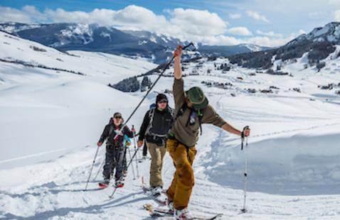 Monarch Mountain Ski Mountaineering Race