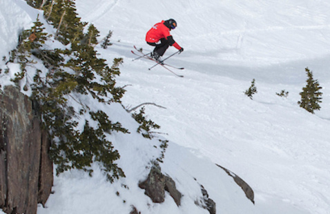 Freeride World Qualifier 2/4* Competition
