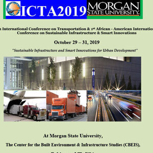 5th International Conference on Transportation & 1st African - American International Conference on Sustainable Infrastructure & Smart Innovations