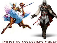 Joust to Assassin's Creed: Medieval Themes in Video Games