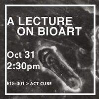 BioArt Lecture by Joe Davis