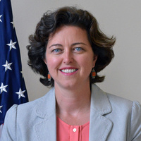 Coffee with a U.S. Diplomat, Micaela Schweitzer-Bluhm