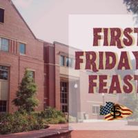 FSU Student Veterans Center First Friday Feast