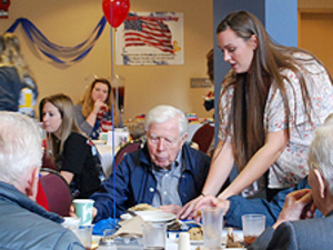 Pitt-Greensburg: Veterans Day Luncheon