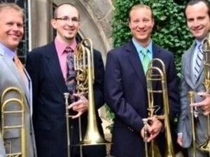 Trombone Christmas at Heinz Chapel