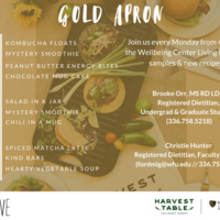 Gold Apron: Spiced Matcha Latte