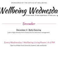 Wellbeing Wednesday: Belly Dancing