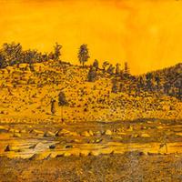 Mark Mahosky The Yellow Drawings 1986-2019
