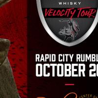 Professional Bull Riders Pendleton Whisky Velocity Tour