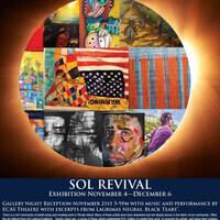 SOL REVIVAL Exhibition November 4—December 6