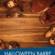 Halloween Boardwalk Barre