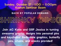 Back By Popular Demand: Shrinky Dink!