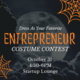 Costume Contest—Dress as Your Favorite Entrepreneur