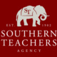 Southern Teachers Info Table