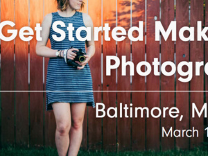 Get Started Making Money in Photography Short Course