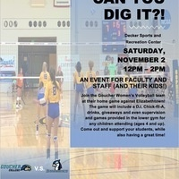 Can You Dig It? (an event for faculty and staff)