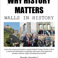 Walls in History