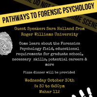 """Pathways to Forensic Psychology"""