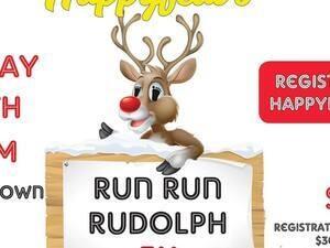 Happyfeat's Run Run Rudolph 5K